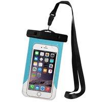 Boîtier étanche Dry Bag Durable étanche universel avec sangle brassard pour Apple iPhone 6 6S, 6S Plus, SE 5S, Samsung
