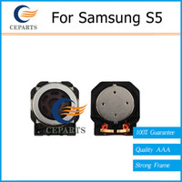 Haut-parleur de rechange de sonnerie de haut-parleur de haut-parleur pour Samsung Galaxy S5 Pièces de réparation de téléphone de G900 i9600 G900F de Samsung