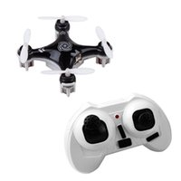 Cheerson CX- 10A 2. 4GHz 4CH 6- Axis GYRO RC Quadcopter NANO Dr...