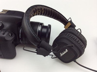 Marshall Major Headset With Mic Great Bass DJ Hi- Fi Headphon...