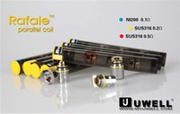 Wholesale- 100% Original Uwell Rafale Replacement Coil Head- N...