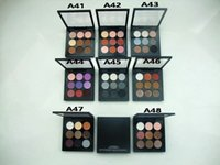 HOT New Makeup EyeShadow Palette 9 color Eye Shadow 0. 8g DHL...
