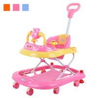 Hot Sale Baby Walker Music Foldable Toddler First Steps Assi...