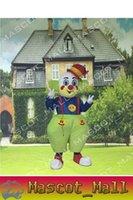 MALL131 Character Custom Clown Mascot Costume Fancy Dress Pa...