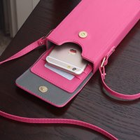 6 inch Shoulder Bags Case For Samsung Galaxy S6 Edge Plus S7...