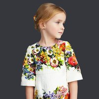 2- 10year Kids clothes European and American Style Half Sleev...