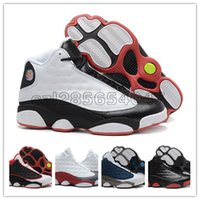 Wholesale Retro XIII 13 HE GOT GAME Bred Basketball Shoes Fr...