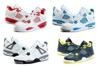 Retro 4 Mens Basketball Shoes 2016 Retro Sports Sneakers Man...