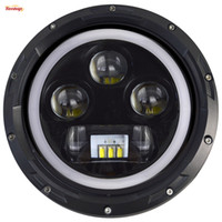 7 Inch Cree 60W LED Headlight Certification For Jeep Wrangle...