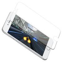 Для Iphone 7 6s 6с плюс закаленное стеклянный экран протектор Anti-отпечатков пальцев экран стеклянной пленки, может логотип OEM