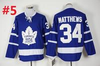 Toronto Maple Leafs #34 Matthews 2016 #Hockey Jerseys, Best q...