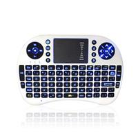 RII mini i8 with Backlight 2. 4G Mini Wireless Keyboard with ...