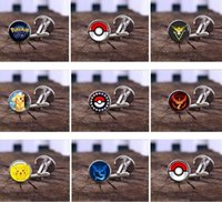 New 2016 Poke Halder Cuff Links Poke Ball Cuff Links Time Ge...