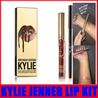 In stock!! Gold LEO Kylie Cosmetics Matte Lipstick lip gloss...