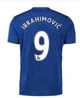 Top Thai Quality 9 Ibrahimovic Jerseys Shirt, Customized 10 R...
