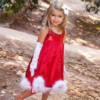 Hot Sale2016 new The Christmas party dress for the girl Brig...