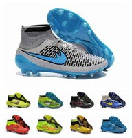 Men' s Magista Obra FG With ACC Soccer Boots Cleats Lase...
