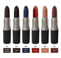 CYBER LIPSTICKS 2016 New Year Gifts hot brand makeup red lip...