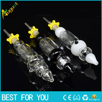 Hot Selling Bongs 2. 0 Concentrate Pipe with Titanium Nail an...
