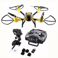KAIDENG K70C Sky Warrior RC Drone avec 2.0MP Caméra 2.4G 4CH 6 Axis Gyro Flip 3D Headless RC Quadcopter Télécommande Drone Toy + 2 + z