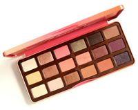 HOT SALES! NEW Sweet Peach 18 color Eye Shadow Makeup Eyesha...