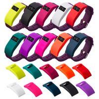 Multi Color Silicone TPU étui de protection avec de la poussière Plug-Fonction Pour Fitbit Force Charge Fitbit, Fitbit Charge HR