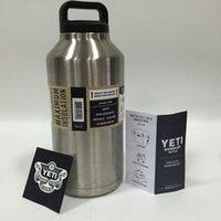 Yeti Rambler Tumbler Bottle 18oz 36oz 36 oz Stainless Steel ...