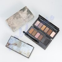 HOT Makeup NUDE Smoky Palette 12 Color Eye Shadow plate 6+ 6 ...