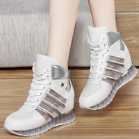 Quality Assurance Women Luxury Casual Shoes Breathable Mesh ...
