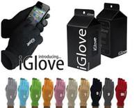 DHL Free Multi purpose Unisex colorful iGlove Capacitive Scr...