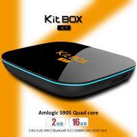 Android TV Box KIT Box K7 2GB 16GB S905 quad- core Android 5....