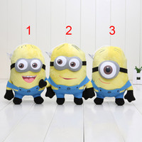 3pcs set Despicable ME Movie Plush Toy 18cm Minion Jorge Ste...