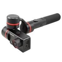 Feiyu Evoca 3 assi brushless stabilizzato telecamera 4K 1080P 60FPS Panorama azione palmare giunto cardanico integrato all-in-one 16 Mega Pixel D3902