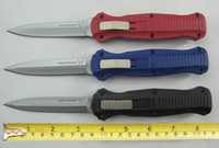 4 models Benchmade Infidel Knives Out the front Double Actio...