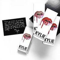 2016 Hot Sale Kylie Jenner Lip Kits liquid Matte lipstick Ca...