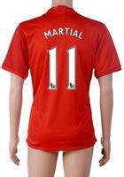 16- 17 Thai Quality 11 MARTIA Soccer Jerseys Shirt, Customized...