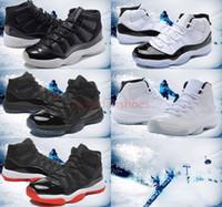 2016 Wholesale Retro 11 XI Men Basketball Shoes Cheap High Q...