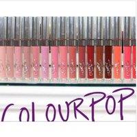 2016 New Colourpop Lip Gloss ULTRA MATTE LIQUID LIPSTICKS Va...