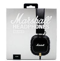 2017 Marshall Major II 2nd Generation headphones With Mic No...