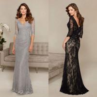 Elegant Mermaid Mother' s Dress Beaded Backless Mother O...