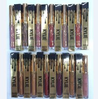 Kylie Lord Metal Gold lip gloss LIMITED EDITION KYLIE BIRTHD...