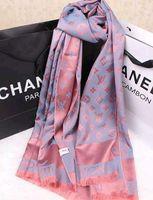 Factory sales Scarves Women Autumn winter Fashion Brand Desi...