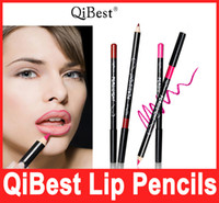 Qibest Lip Liner Pencil Persistent Stay all Day Long Lasting...