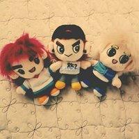 1pc free shipping got7 JB MARK BAMBAM plush toy not original