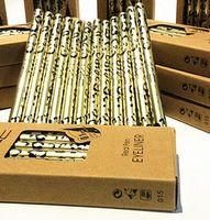 HOT Makeup Leopard Real Pen Eyeliner Waterproof Black New fr...