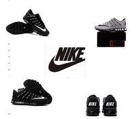 Nike Air Max for Men mens basketball shoes Running Men Airma...