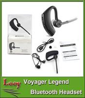 Casques d'écoute V8 Casques d'écoute pour iPhone 6 Casques d'écoute Bluetooth Bluetooth 4.0 Voyager Legend Casque stéréo bluetooth Retail Package