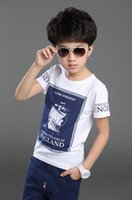 New Hot Sale Summer 2016 Kids Boys T Shirt Shorts Set Childr...