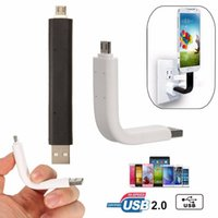mini USB cable rigid bend cell phone charging cable bracket ...
