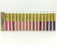 HOT NEW Makeup MATTE NON- STICK CUP Lip Gloss of 15 color 4. 8...